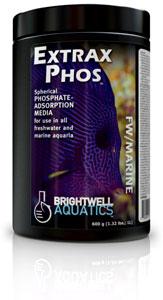 Brightwell Aquatics Extrax Phos - phosphate adsorption media, 300g 12