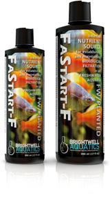 Brightwell Aquatics FaStart-F - for biological filtration, 250ml 13