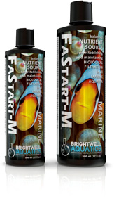 Brightwell Aquatics FaStart-M - for biological filtration, 250ml 11