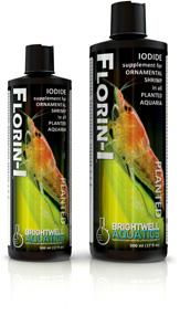 Brightwell Aquatics Florin I - Iodide supplement for ornamental shrimp (125ml) 14