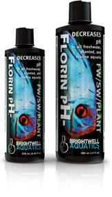 Brightwell Aquatics Florin pH- - snižuje pH v akváriích (250ml) 15