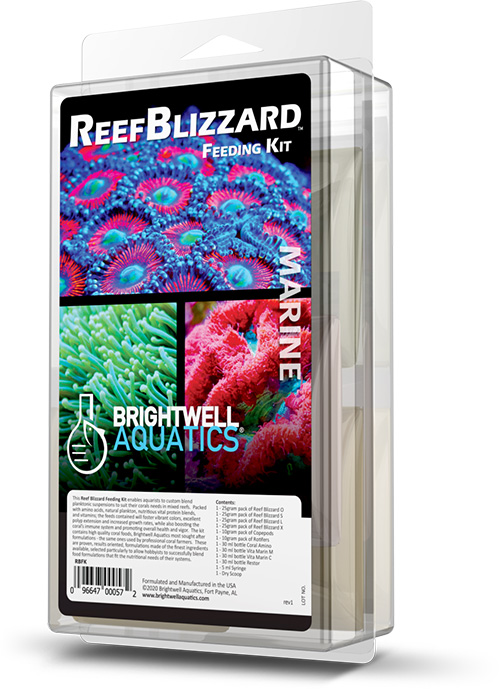 Reef Blizzard Feeding Kit