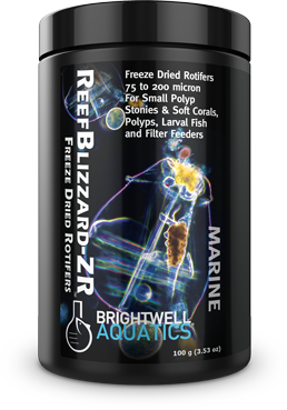 ReefBlizzard-ZR Freeze Dried Rotifers