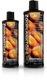 Brightwell Aquatics Zooplanktos-L - Zooplankton 500-2000 micron (250ml) 15